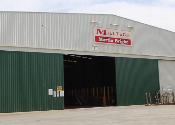 About Milltech Martin Bright - Engineering Bar Processor